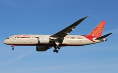 VT-ANL Boeing 787-8 Dreamliner Air India (R.K.C. Photography) Tags: vtanl boeing 7878 b787 dreamliner airindia aic ai aircraft aviation airliner london england unitedkingdom uk londonheathrowairport lhr egll myrtleavenue hattoncross canoneos100d