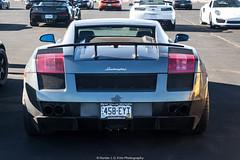 G (Hunter J. G. Frim Photography) Tags: supercar colorado track invictus lamborghini gallardo v10 italian coupe gray yellow awd carbon lamborghinigallardo