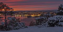 Odderøya kl. 17. Christmas Eve (gormjarl) Tags: odderøya kristiansand agder norway ngc