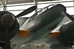 Mitsubishi Ki-46 'Dinah' (Bri_J) Tags: rafmuseum cosford shropshire uk airmuseum aviationmuseum museum nikon d7500 aircraft mitsubishi ki46 dinah wwii japaneseairforce
