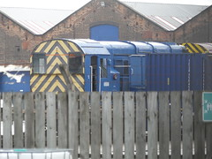 004 Bombardier Transportation, Derby (Beer today, red wine tomorrow.....) Tags: class08 shunter 060 diesel