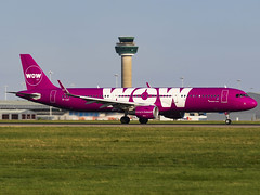 WOW Air | Airbus A321-211(WL) | TF-CAT (MTV Aviation Photography) Tags: wow air airbus a321211wl tfcat wowair airbusa321211wl londonstansted stansted stn egss canon canon7d canon7dmkii