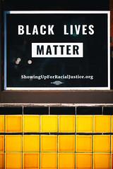 Black Lives Matter (Thomas Hawk) Tags: america blm bayarea blacklivesmatter california eastbay grandave grandavenue oakland penrose sfbayarea usa unitedstates unitedstatesofamerica westcoast restaurant us fav10