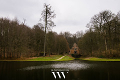 DSC_0075 (vanwilderode) Tags: castle forest gaasbeek belgium flanders winter museum 1240 park baron old grass landscape travel hill nature tourism