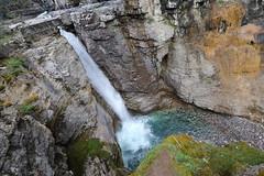 Upper Falls, Johnston Canyon, Banff National Park, Alberta, Canada (martinsight) Tags: johnston canyon upper falls banff national park