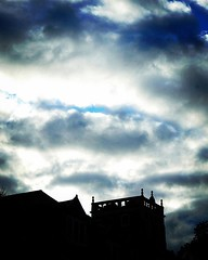 Sky and Silhouette, Columbia, Missouri #sky #silhouette #nature #outdoors #clouds #building #missouri #columbia #columbiamissouri (dewelch) Tags: ifttt instagram sky silhouette columbia missouri nature outdoors clouds building columbiamissouri