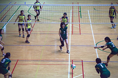 20180512_IMG_7324 (ko_en_volleyball_para) Tags: スポーツ sports バレーボール volleyball パラ para 聴覚障害 deaf the 18th national disabled competition hearing impaired area preliminary 2018 第18回 全国障害者スポーツ大会聴覚障害者バレーボール競技 地区予選大会 大田区体育館 otacity general gymnasium 栃木 tochigi 東京 tokyo