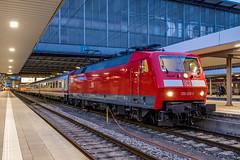 120 120-1 DB Fernverkehr München Hbf 31.01.19 (Paul David Smith (Widnes Road)) Tags: 1201201 db fernverkehr münchen hbf 310119 br120