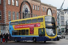 Dublin Bus SG420 (182D2490). (Fred Dean Jnr) Tags: dublinbus pboro sg420 182d2490 merchantsquaycork stpatricksbridgecork february2019 lowemissionbustrial volvo b5tl wright wrightbus gemini3 eclipse dublinbusyellowbluelivery