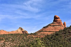 RED ROCKS OF SEDONA (SneakinDeacon) Tags: redrocks scenicdrive landscape arizona sedona bucketlist
