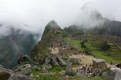 Peru - Machu Picchu (Alf Igel) Tags: peru machu picchu machupicchu inka inkas inca incas anden cuzco cusco südamerika southamerica stadt city weltkulturerbe worldheritage