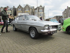 Ford Capri 3000 E LYA988K (Andrew 2.8i) Tags: show classic cars car mare super weston classics westonsupermare british fordofbritain 3litre 30 v6 essex coupe sports sportscar mark 1 mk mk1 30e 3000e e 3000 capri ford
