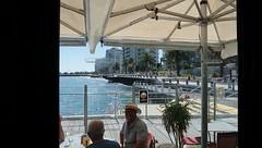 a beer on the wharf (spelio) Tags: australia tasmania tassie tasi jan 2019 travel edit tas1901 vic melbourne hotels transport