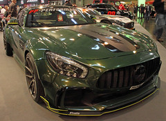 AMG GTS (Schwanzus_Longus) Tags: essen motorshow german germany modern car vehicle mercedes benz coupe coupé amg gts gt s