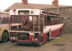Bus Eireann KE20 (20VZJ). (Fred Dean Jnr) Tags: buseireann ke20 20vzj zj broadstonedepotdublin february1998 bombardier