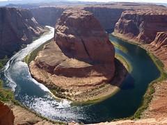 USA AZ Horseshoe Bend (mda'skaly) Tags: horseshoebend arizona paysage nature landscape coloradoriver water americanlandscape colour