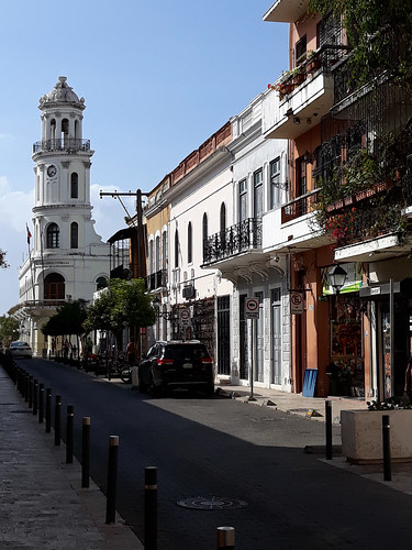 Street of Santo Domingo