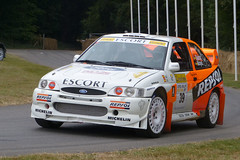 Ford Escort Cosworth 1997 P1410446mods (Andrew Wright2009) Tags: goodwood festival speed sussex england uk historic heritage vehicle classic cars automobiles ford escort cosworth 1997