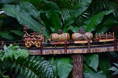 Nature Train (thoth1618) Tags: ny nyc newyork newyorkcity bronx thebronx nybg newyorkbotanicalgarden new york botanical garden holidaytrainshow holiday train show december winter 2018