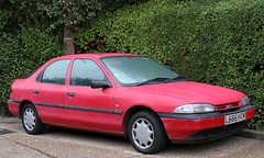 L686 HTM (Nivek.Old.Gold) Tags: 1994 ford mondeo td lx 5door perrys