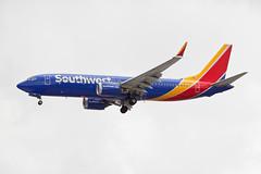 Southwest Airlines Boeing 737-8 Max N8706W (jbp274) Tags: las klas mccarran airport airplanes boeing 737 737max southwest wn