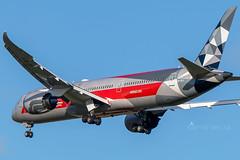A6-BLV B789 ETIHAD YBBN (Sierra Delta Aviation) Tags: etihad airways boeing b789 brisbane airport ybbn a6blv