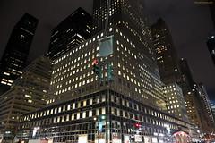 NYC - Windows   # 051 (ricardocarmonafdez) Tags: nyc manhattan cityscape urban arquitecture arquitectura buildings skyscraper rascacielos edificios ciudad city lights nightshot lighting ventanas windows nikon d850 ricardocarmonafdez