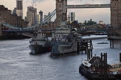 DSC_0050 (Capt_Bowman) Tags: tower london bridge hms belfast