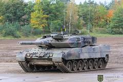 Leopard 2 A7 / German Armed Forces (Combat-Camera-Europe) Tags: bw bundeswehr heer nato otan rheinmetall kmweg militär military exercise exercises munster trübpl truppenübungsplatz leopard leopard2 germanarmedforces leopard2a7 combat combatcamera combatcameraeurope bergen brigade division armee army diehl electronic atlaselectronic tank tanks mbt panzer armoured kampfpanzer