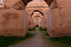 Heri Es Souani, Méknes, Morocco, January 2019 D810 041 (tango-) Tags: meknes heriessouani granary granaio morocco maroc 摩洛哥 marruecos марокко المغرب