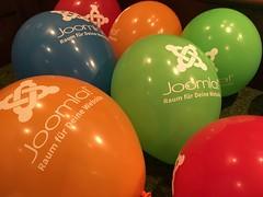 Joomla balloons
