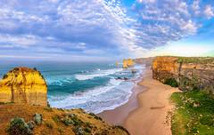 The 12 Apostles, Great Ocean Road (mandar_haridas) Tags: 12apostles apostles australia melbourne greatoceanroad victoria december sunrise