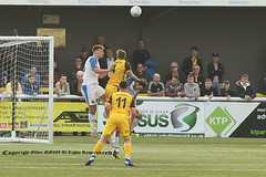 SUT_5249 (ollieGWK) Tags: sports football soccer sutton united v vs havent waterlooville league
