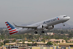 N400AN First scheduled A321neo flight for American (320-ROC) Tags: n400an