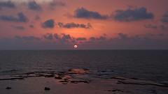Sunset (unicorn7unicorn) Tags: закат солнце облака море волны 365the2019edition 3652019 day94365 04apr19 2019weeklyalphabet
