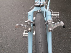 "IMG_2655 (EastRiverCycles) Tags: eastrivercycles イーストリバーサイクルズ vivalo ビバロ kusaka 日下周一 ""シングルスピード"" スチール handmadebicycle ミキスト mixte 700c ""kaisei 019"" 墨田区 自転車 bicycle 東京 tokyo""kobe神戸"