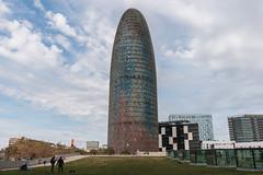 Agbar Tower, Barcelona (AM Photography Alfonso M) Tags: spain barcelona toledo vacation amphotography amphoptography alfonsomartinez amazing beautiful