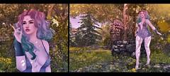 ❀ Spring Goddess ❀ (Nicolas Baryl) Tags: avaway sweetkajira ama ebento evermore foxcity icefire kinkyevent lamb leluck {lyrium} unicult