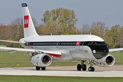 Airbus A319-131 - G-EUPJ - HAJ - 15.04.2019(5) (Matthias Schichta) Tags: haj eddv hannoverlangenhagen geupj britishairways airbus a319100 planespotting flugzeugbilder baretrojets