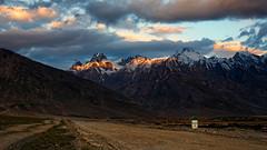 4 Months to Zanskar (ZeePack) Tags: mountainrange mountain snowcapped mountainpeak scenery landscape scenic outdoors zanskar ladakh india milestone canon 5dmarkiii dawn padum