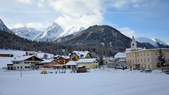 Tarasp (Simoniini) Tags: tarasp engadin bündnerland graubünden grischa snow alps winterwonderland mountains