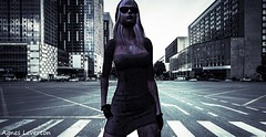 [FETCH] v8 urban girl (Agnes Leverton) Tags: fetch girl vagina urbangirl urban art fashion photographer agnes leverton krakow poland second life sl secondlife