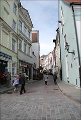 Ciudad vieja (Tallin, Estonia, 10-6-2015) (Juanje Orío) Tags: estonia tallin 2015 europa europe europeanunion unióneuropea calle patrimoniodelahumanidad worldheritage
