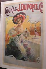 Affiche pour le cognac J. Dupont - Musée des Arts du cognac, Cognac (16) (Yvette G.) Tags: cognac 16 charente poitoucharentes nouvelleaquitaine musée muséedesartsducognac affiche labelleépoque cognacjdupont