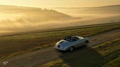 1956 Porsche 356 Speedster (chumako@bellsouth.net) Tags: vintage cars gt gtsport playstation ps4 gaming germany 356 porsche