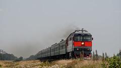 ТЭП70-0273 (Pavel888) Tags: тепловоз локомотив пассажирский деревня россия ржд 582км russia rzd fujifilm fujinon xc50230mm xt2 tep70 tep700273 273 тэп70 тэп700273 ювжд