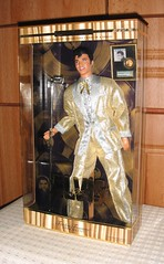 2001 Elvis King of Rock & Roll Doll (1) (Paul BarbieTemptation) Tags: timeless treasures elvis doll gold suit 2001 king rock roll
