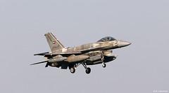 United Arab Emirates Air Force Lockheed F-16E Desert Falcon Block 60 '3062' at Morón AFB/LEMO (Mosh70) Tags: morónairbase lemo unitedarabemirates uae f16e f16f f16edesertfalcon f16fdesertfalcon lockheed block60 3024 3027 3062