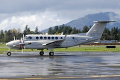168207@Victoria 13Apr19 (spotter tim) Tags: 168207 beech kingair usmarinecorps armedforces victoria
