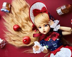 Apple Jam Cafe Margaret (Do Dolls Dream) Tags: dodollsdream margaret bjd ball jointed doll do dolls dream